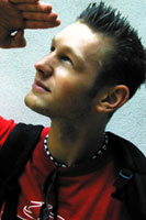 Dschungelcamp 2015: Benjamin Boyce hat Boyband überlebt!